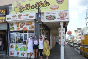 Golden Plate's Run In Ocean City Hits 50 Years And Counting