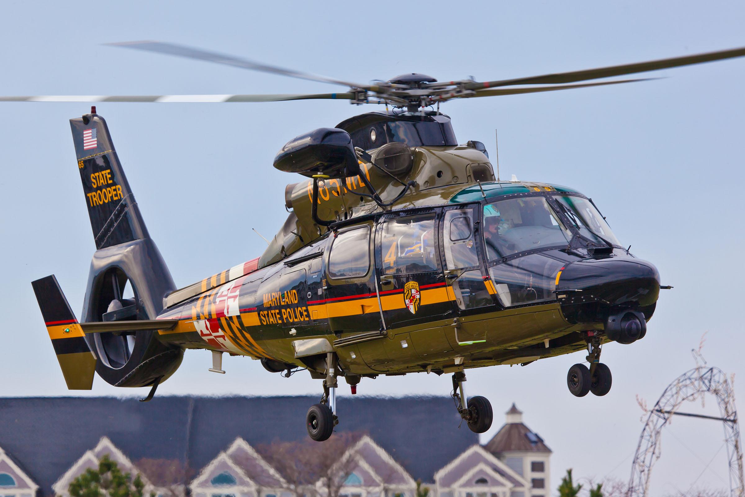 L'État n'envisage plus de réduire le Service de l'aviation de la police d'État