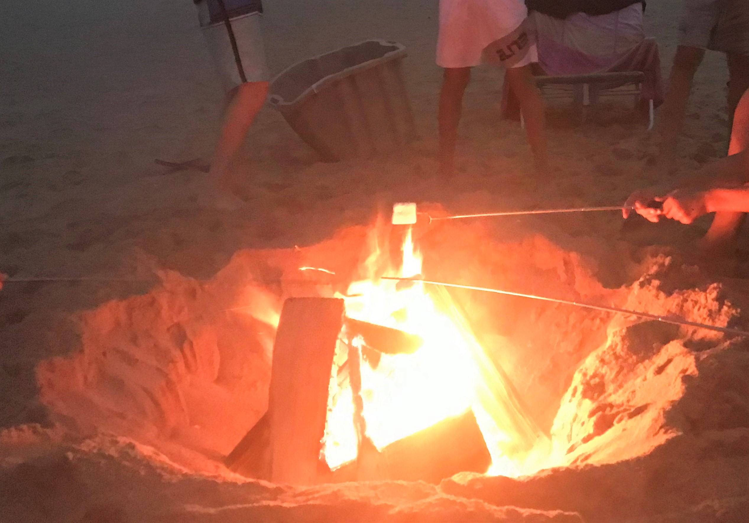 Resort Expects Beach Bonfire Popularity To Continue