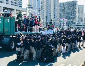 UPDATE: Health Department Concerns Likely Derail OC's Parade Hopes