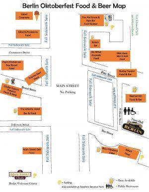 Berlin Planning Oktoberfest Event Saturday