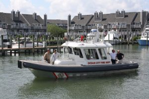 Blown Engine Dry Docks OC's Fire Boat; OCFD Exploring All Options, None Of Which Are Cheap