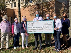 Pink Lady Golf Tourney Raises $2,310