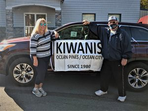 Kiwanis Collecting For Annual Toy & Coat Drive