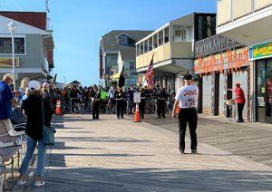 First-Ever Semper Fi Bike Ride On Boardwalk Raises Over $10K