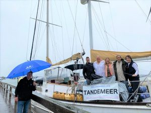 Sail Aid Effort Stocks Up In OC For Humanitarian Effort