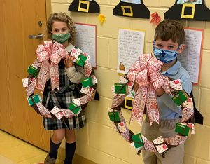 MBS Staff & Students Offer Gifts To Emergency Responders