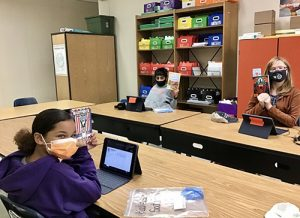 BIS Sixth Graders Review Books