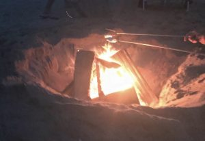 For OC Council, Popularity Of Beach Bonfires A Positive Even With Mild Cleanup, Enforcement Concerns