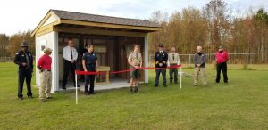 Eagle Scout Completes Gun Range Project