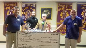 Hope4Recovery Executive Director Speaks At OC Lions Club