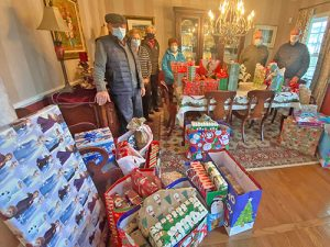 Sons & Daughters Of Italy Make Annual Gift Donation To Worcester G.O.L.D.