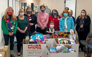 Toys For Tots Use Chesapeake Health Care As Collection Site