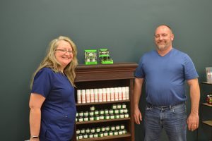 Couple Aims To Educate Community About CBD Benefits