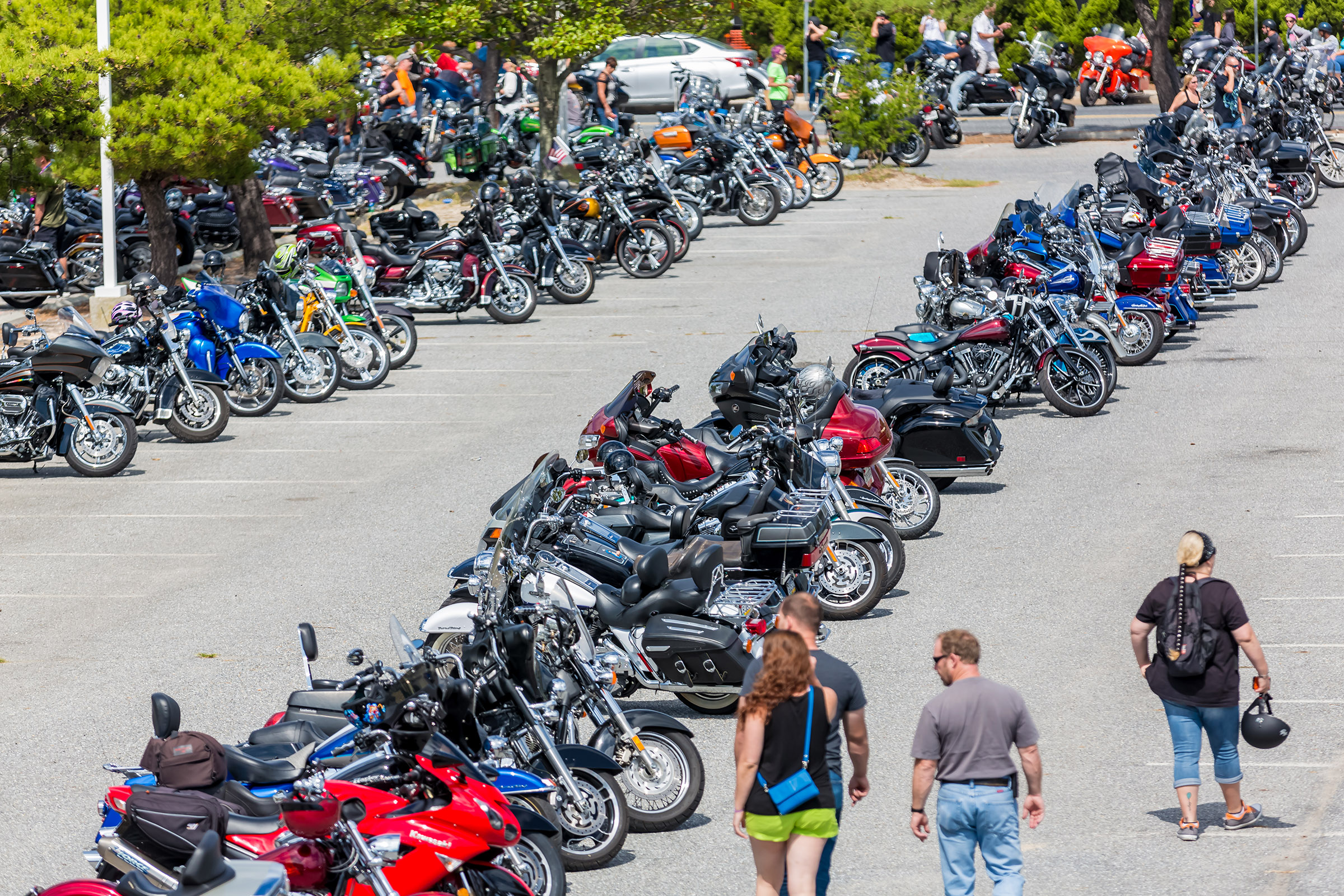 Two-Week BikeFest Concept Meets Concerns From OC Elected, Public Safety Officials