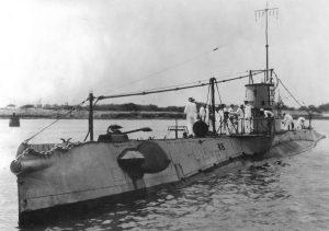 Salvage Team Discovers WWI-Era Submarine Off OC Coast