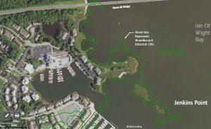 Grant Sought For Shoreline Restoration Project