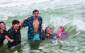 Penguin Swim Attracted 500-Plus, Raised Over $72K