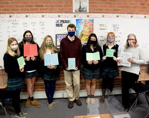 Worcester Prep Students Get Creative In Holiday Giving