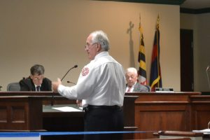 County To Form Committee To Study Fire, EMS Issues; Funding Options Will Be Reviewed