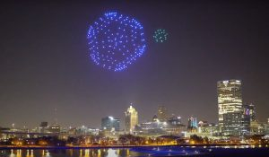 In 'Bold Undertaking,' Drone Shows To Replace Weekly Fireworks In Ocean City