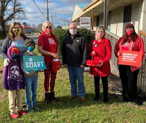 Moms Demand Action For Gun Sense In America Raise Funds For Critical Care Providers