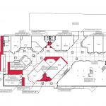inlet villge overhead site plan