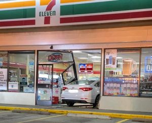 Alcohol A Factor In 7-Eleven Drive-Thru Incident
