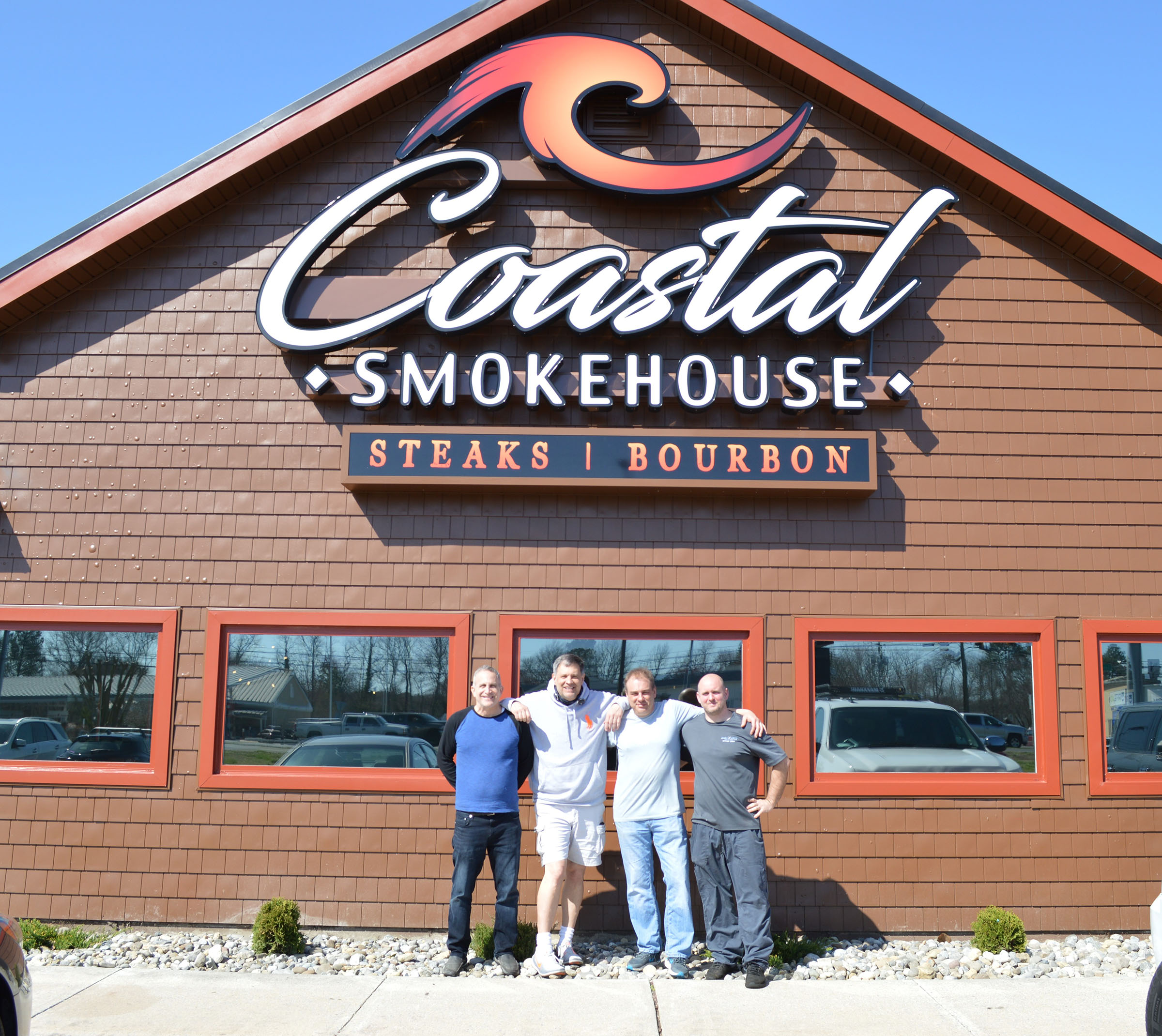 'Coastal' Brand Grows With West Ocean City Smokehouse
