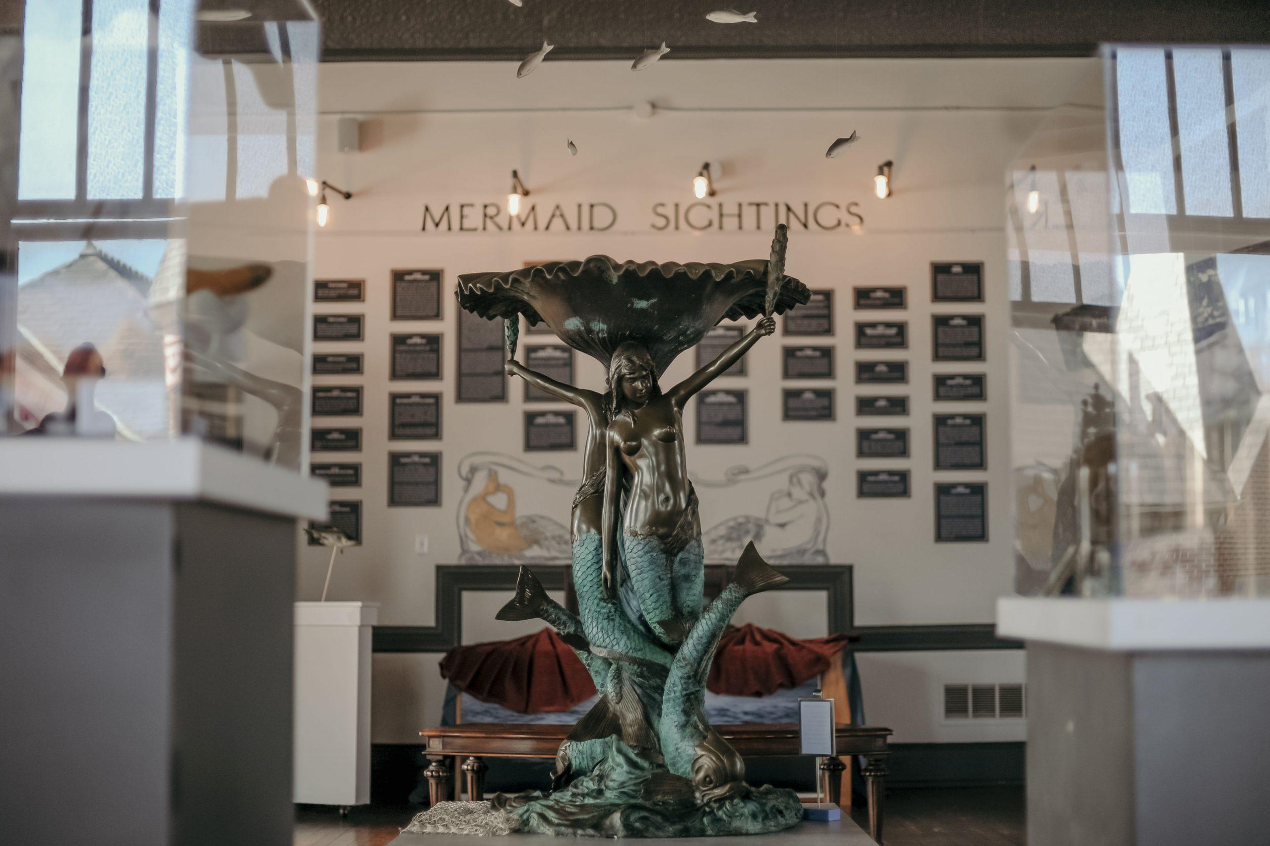 World's First Mermaid Museum Opens In Berlin