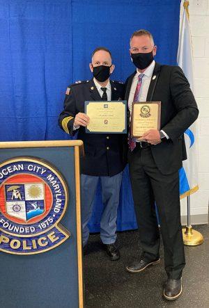 OC Neighborhood Watch Group Presents Annual Awards