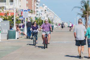 Extra Biking Hour Added With Later Boardwalk Tram Start