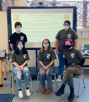WIHI  JROTC Will Compete In 2021 Academic Bowl