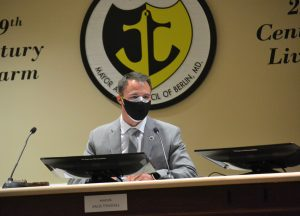Berlin Mayor Calls Budget Changes 'Not In The Best Interest Of The Town'; Tyndall Plans To Veto Council-Approved Budget