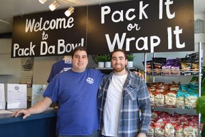 Whether A Bowl Or Wrap, 'Fresh And Delicious' Is The Goal
