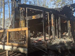 Community Stepping Up To Help Family Displaced By Weekend Fire