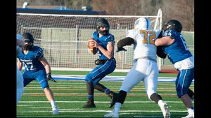 Seahawks Suffer First Loss to Wicomico