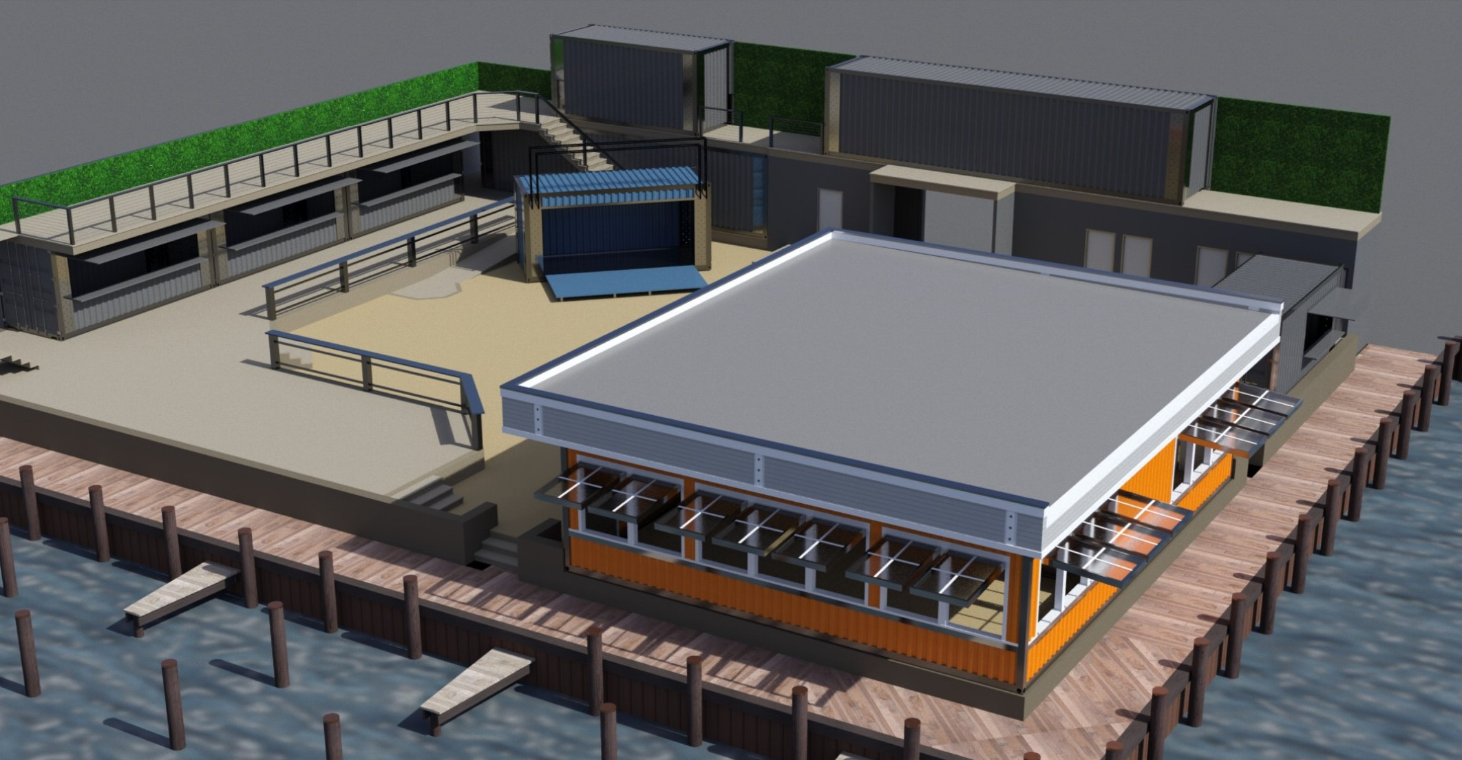 Pier 23 Plans In West OC Advance After License Board Approval