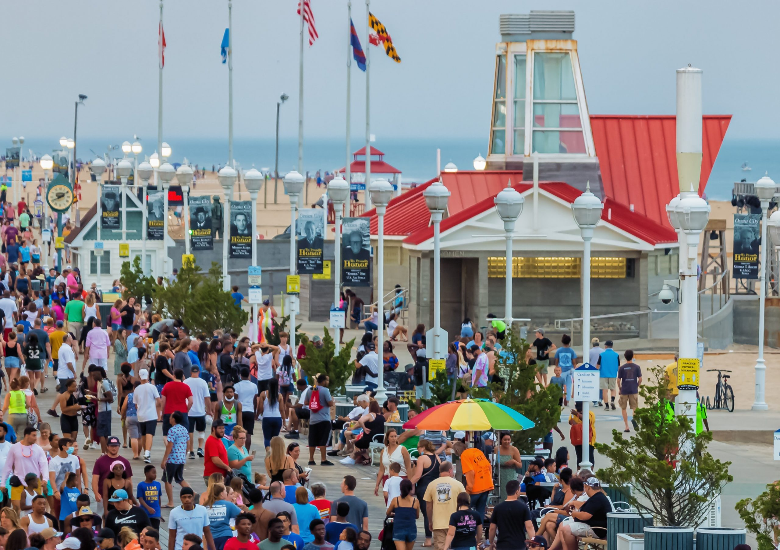 Mayor Suggests Boardwalk Restrooms Need Earlier Attention With Busy Spring Weekends
