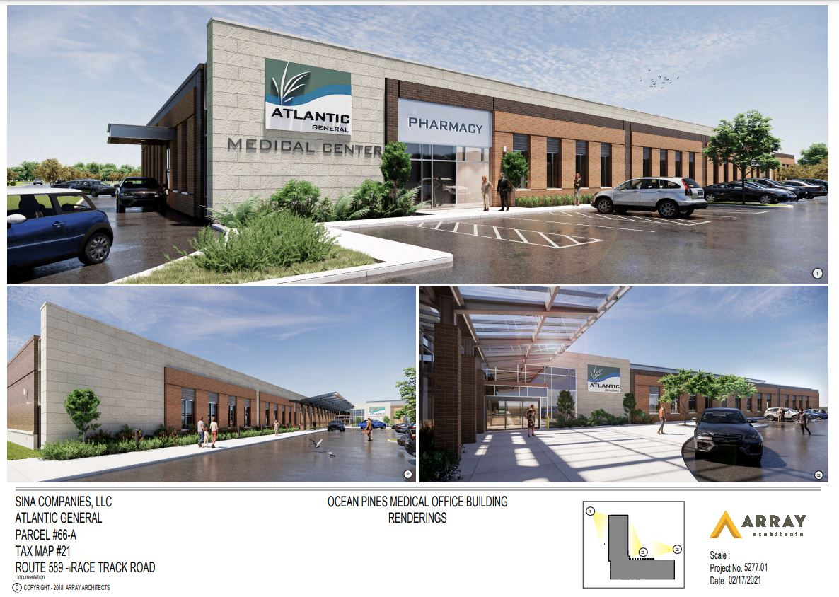 Smaller AGH Facility On Route 589 Approved By Planning Commission