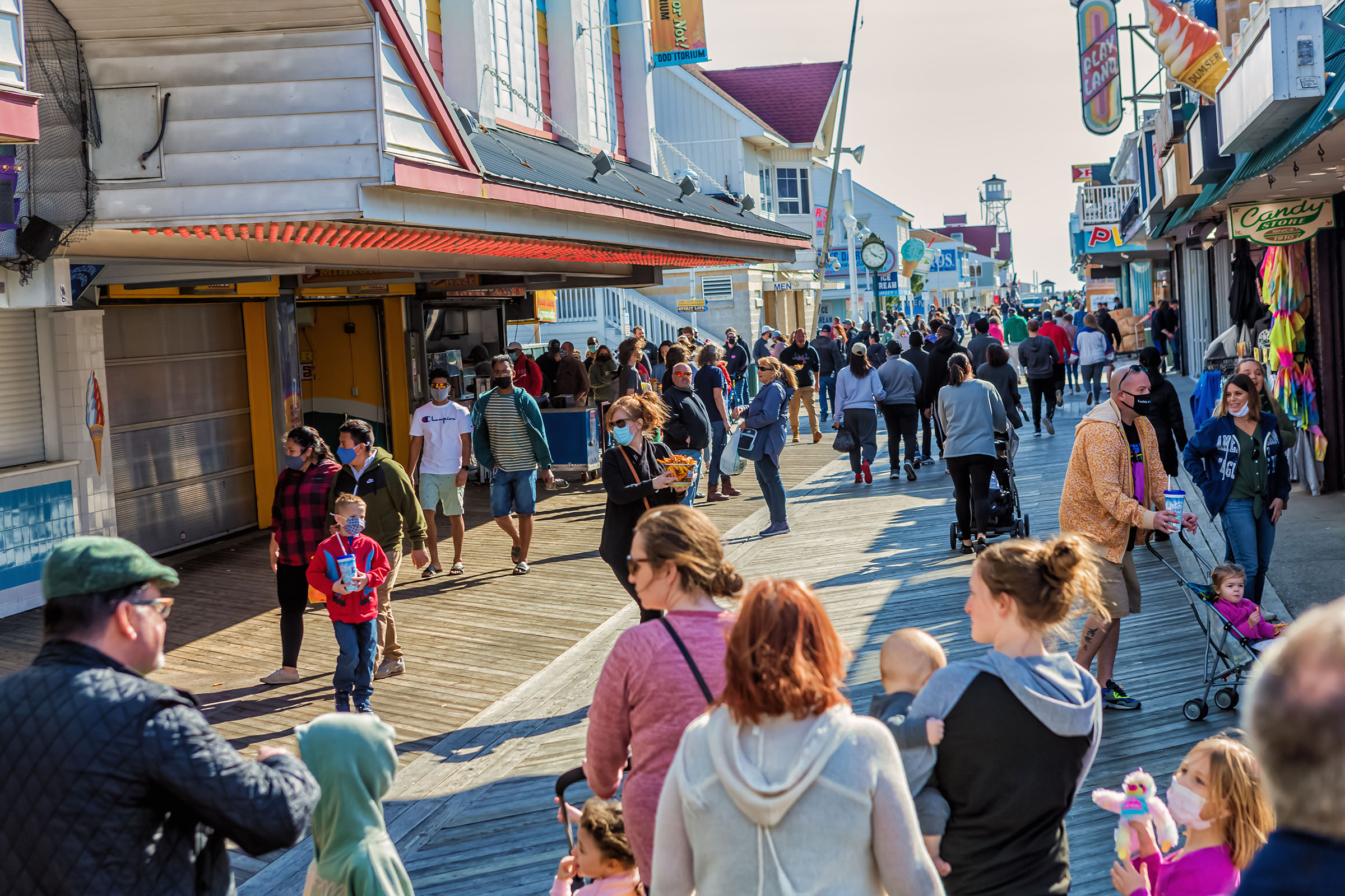 High Lumber Prices Complicate Boardwalk Reconstruction Timeline
