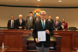 Worcester Public  Works Head Retiring After 36-Year Career