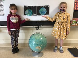 OCES Kindergarteners Study Ways To Care For Earth