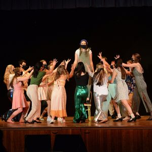 """WPS Perform Song From """"Mamma Mia"""" At Spring Revue"""