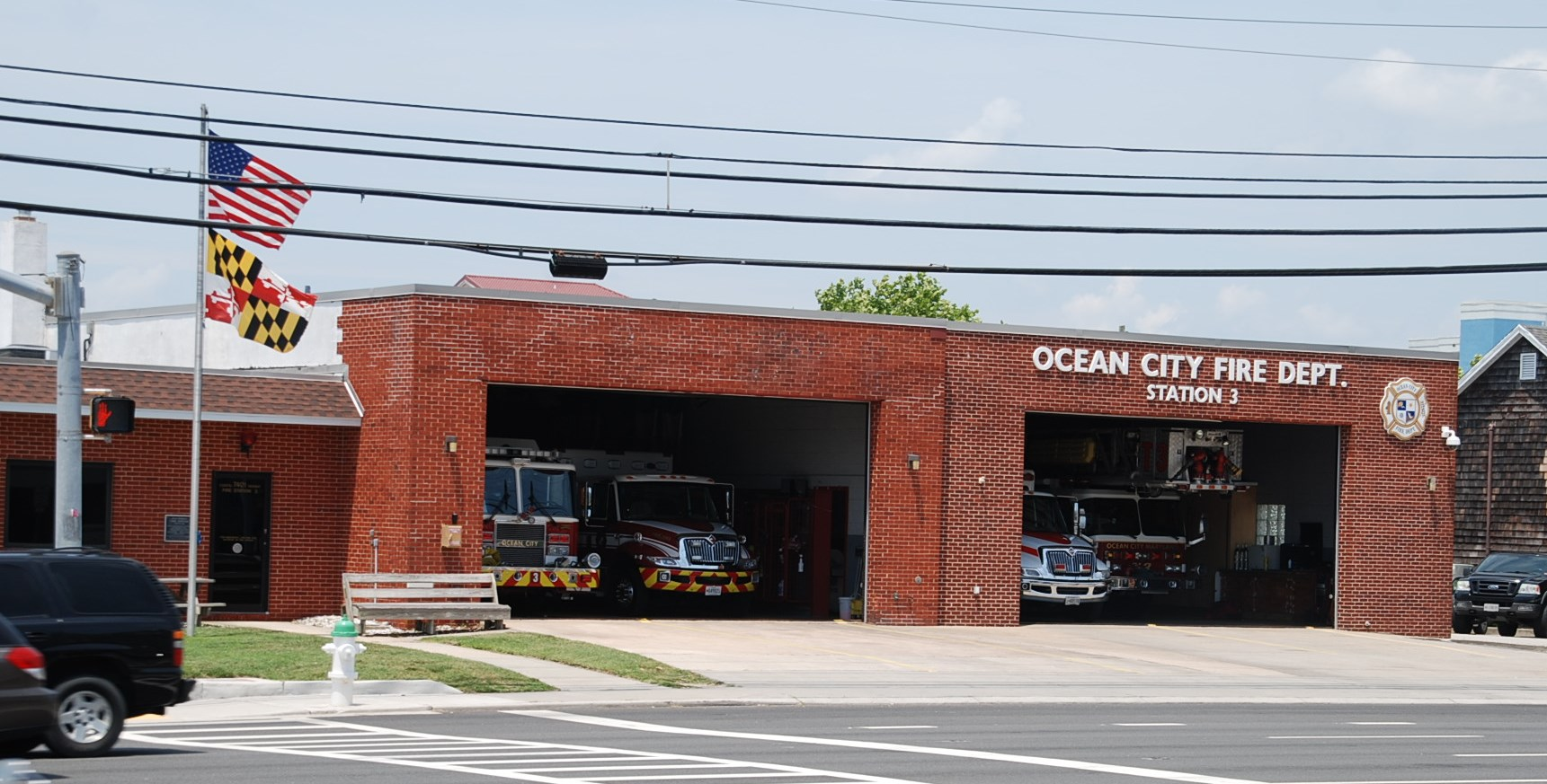 Ocean City Council Votes To Build New Midtown Fire Station On 66th Street; Existing 74th Street Property Would Be Sold Under Plan