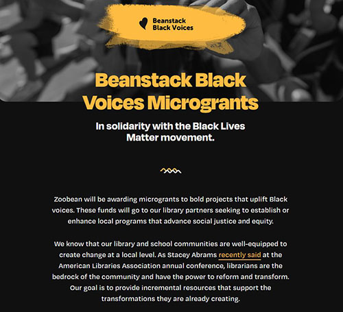 mdcoastdispatch.com: Commissioner Again Questions Library's 'Read Woke' Program's Black Lives Matter Connection