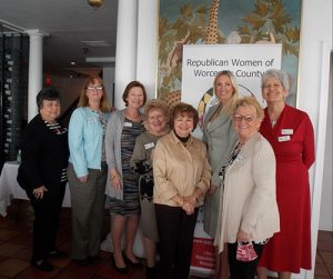 Worcester Republican Women Hold General Luncheon Meeting At Fager's Island