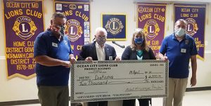 Diakonia Executive Director Speaks To OC Lions Club