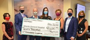 Major Donation From Tunises, Hardwire Supports AGH Anniversary