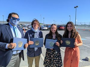 Optimists Award Scholarships To 4 Decatur Students